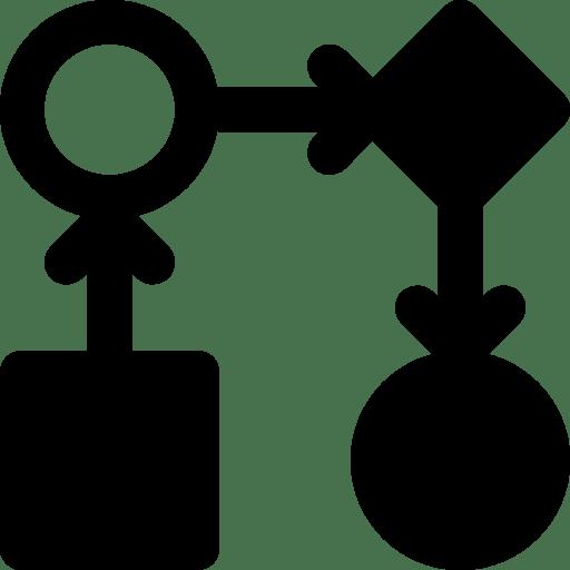 Data Workflow icon