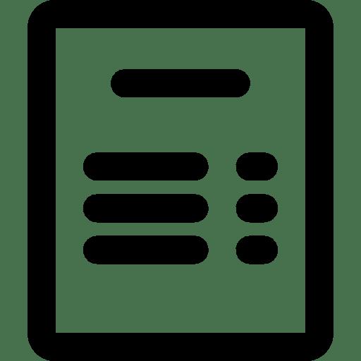 Ecommerce-Bill icon