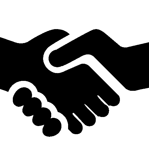 Ecommerce-Handshake icon