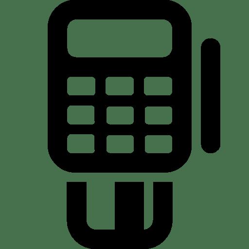 Ecommerce Pos Terminal Icon | Windows 8 Iconset | Icons8