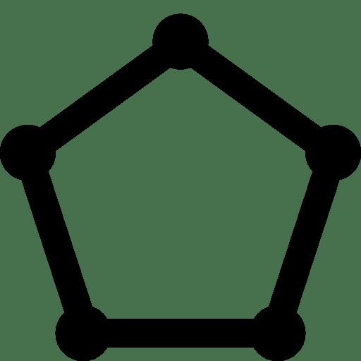 Editing Pentagon icon
