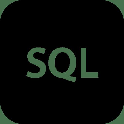 Files Sql icon