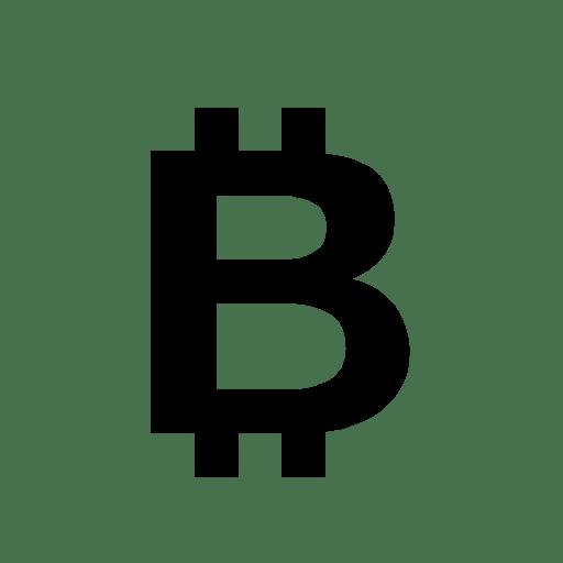 Bitcoin icon settings