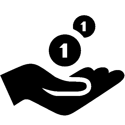 Finance-Cash-Receiving icon