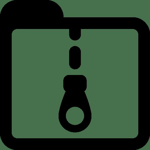 Folders Archive 2 icon