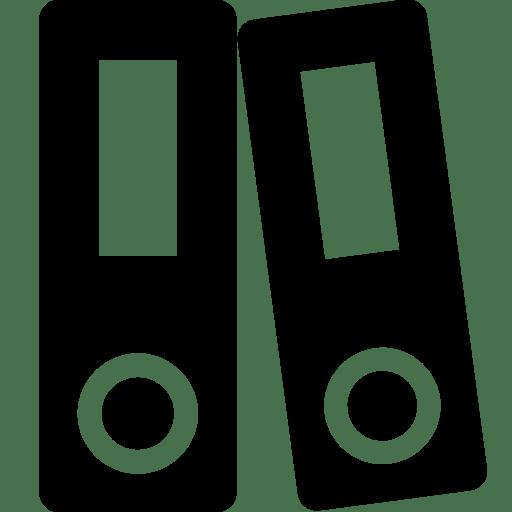 Folders-Binders-Folder icon