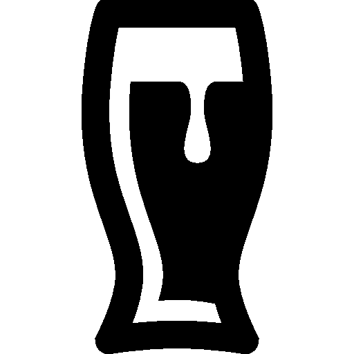 Food Beer Glass icon