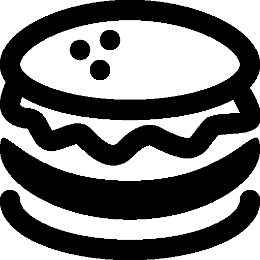 Food-Hamburger icon