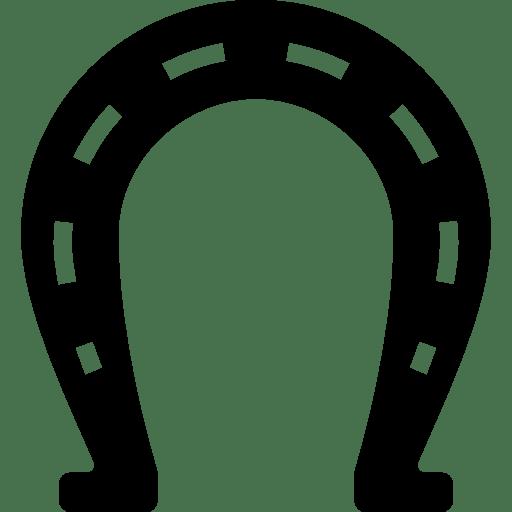 gaming horseshoe icon windows 8 iconset icons8 Horseshoe Clip Art Black and White Horseshoe SVG