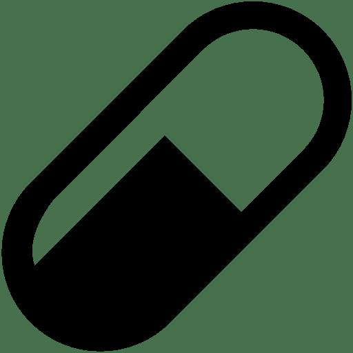 Healthcare-Pill icon