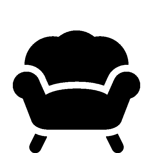 Household-Armchair icon