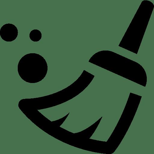 Household-Broom icon