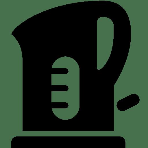 Household Electric Teapot icon