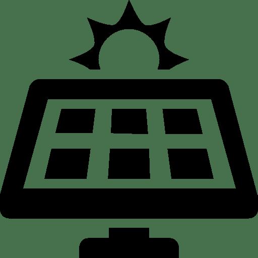 Industry Solar Panel Icon Windows 8 Iconset Icons8