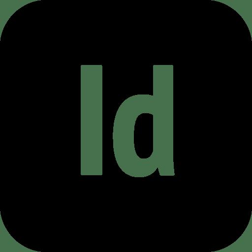Logos-Adobe-Indesign icon