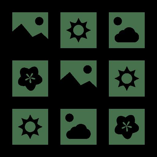 Logos Contactsheet icon