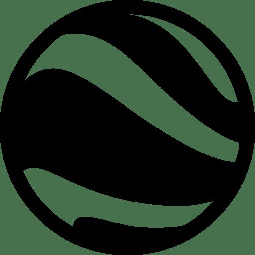 Logos-Google-Earth icon