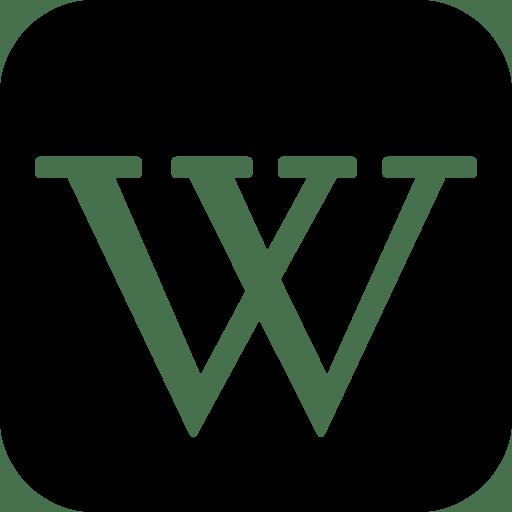 Logos-Wikipedia icon