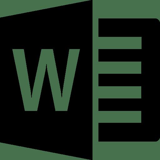 Logos-Word icon
