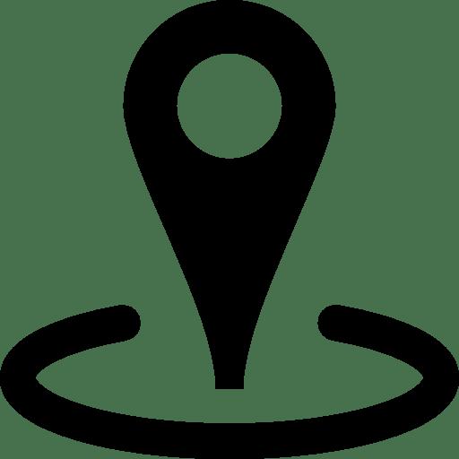 Maps Geo Fence Icon   Windows 8 Iconset   Icons8