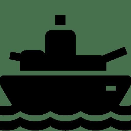 Military-Battleship icon