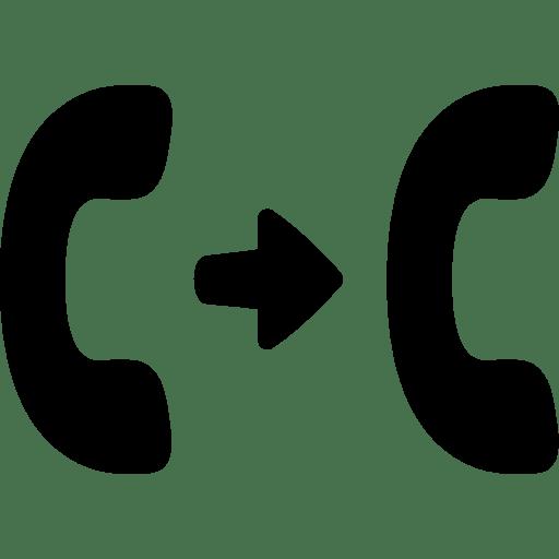 Mobile-Call-Transfer icon