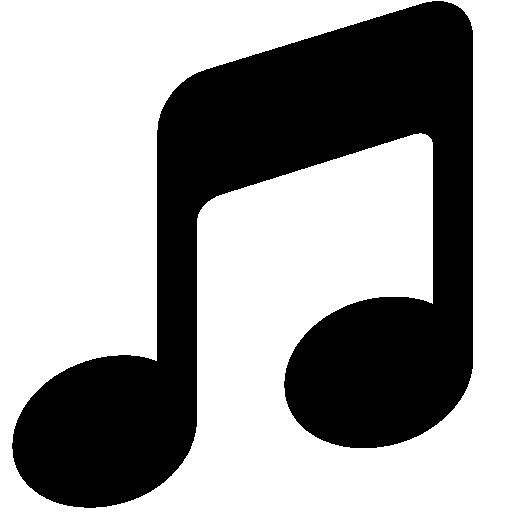 music note music icon