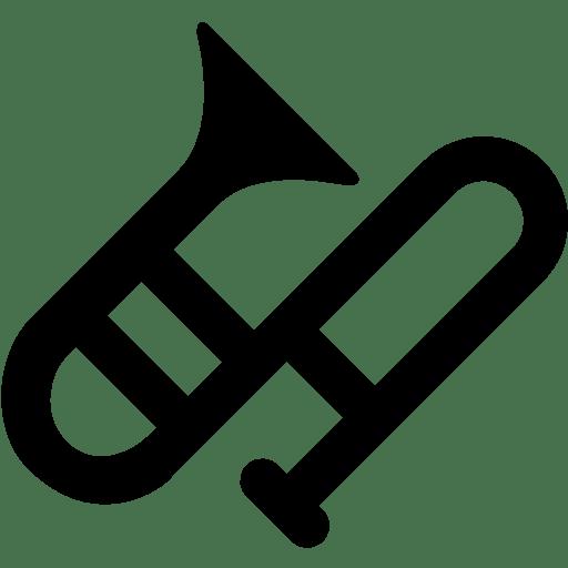 Music-Trombone icon