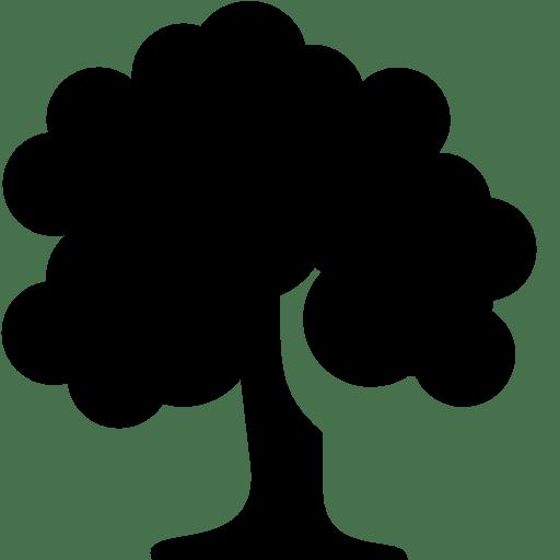 Plants-Deciduous-Tree icon