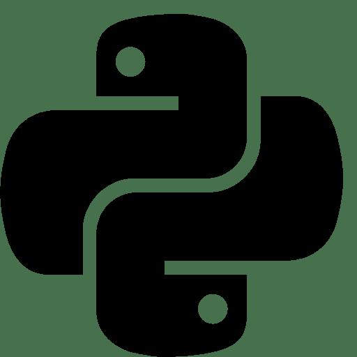 Python language icon - photo#8