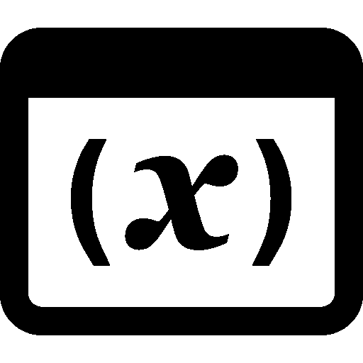 Programming-Variable icon