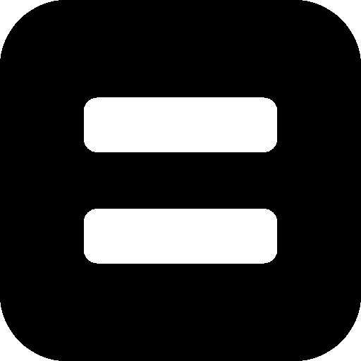 Science Equal Sign icon