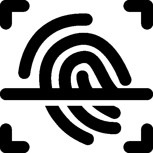 Security-Fingerprint-Scan icon