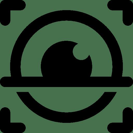 Security-Iris-Scan icon