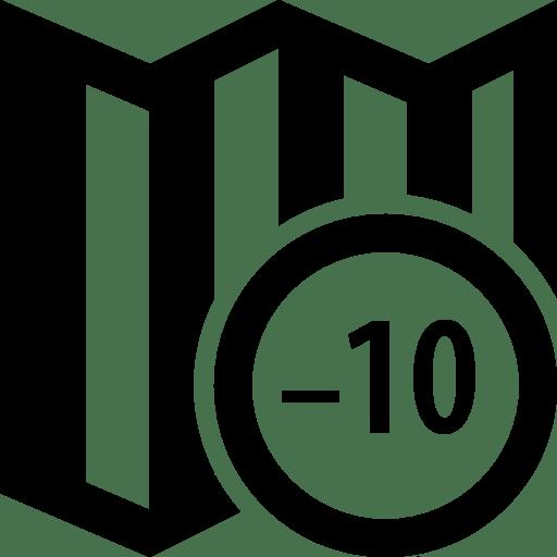 Time Timezone 10 icon