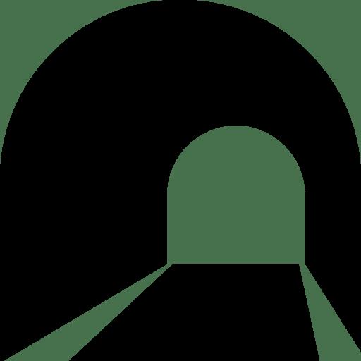 Transport-Tunnel icon