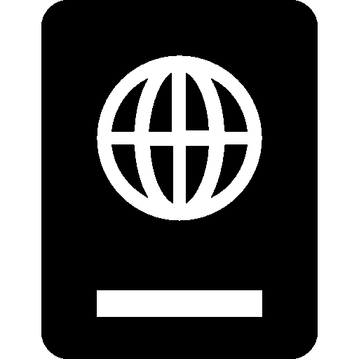 Travel-Passport icon