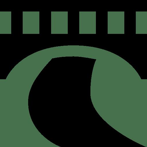 Travel-Walking-Bridge icon