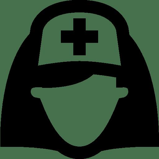 Users-Nurse icon