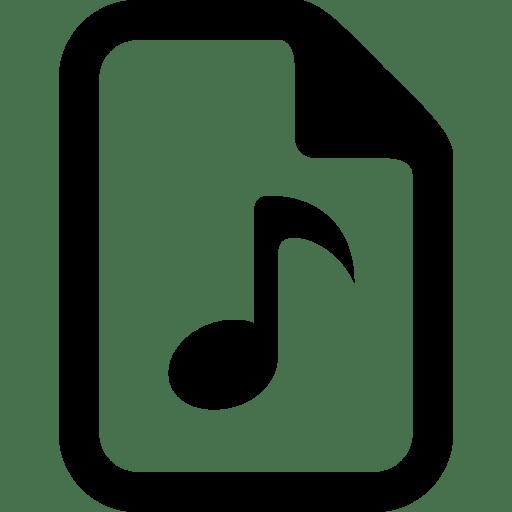 Very-Basic-Audio-File icon