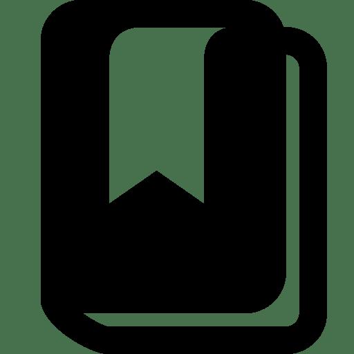 Very Basic Bookmark icon