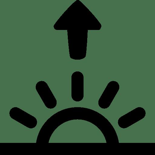 """Résultat de recherche d'images pour """"sunrise icon"""""""