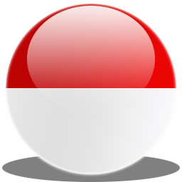 Indonesia Icon Flags Iconset Iconscity