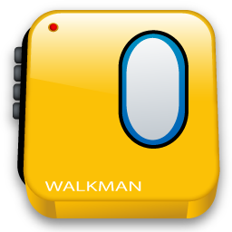 walkman icon
