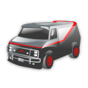 A team van icon