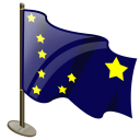 Alaska Flag icon