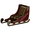 Sleigh icon