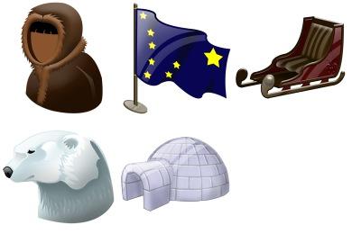 Alaska Icons