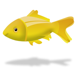 Fish Icon | Aquatic Iconset | Iconshock