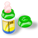 Feeding-bottle icon